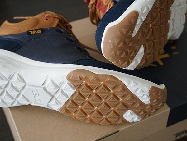 Outsole Lug Pattern Arrowood 2 Mid Waterproof Sneaker Boots For Men