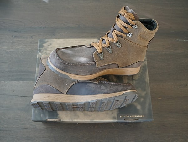 Outter Mens Chaco Teton Boots