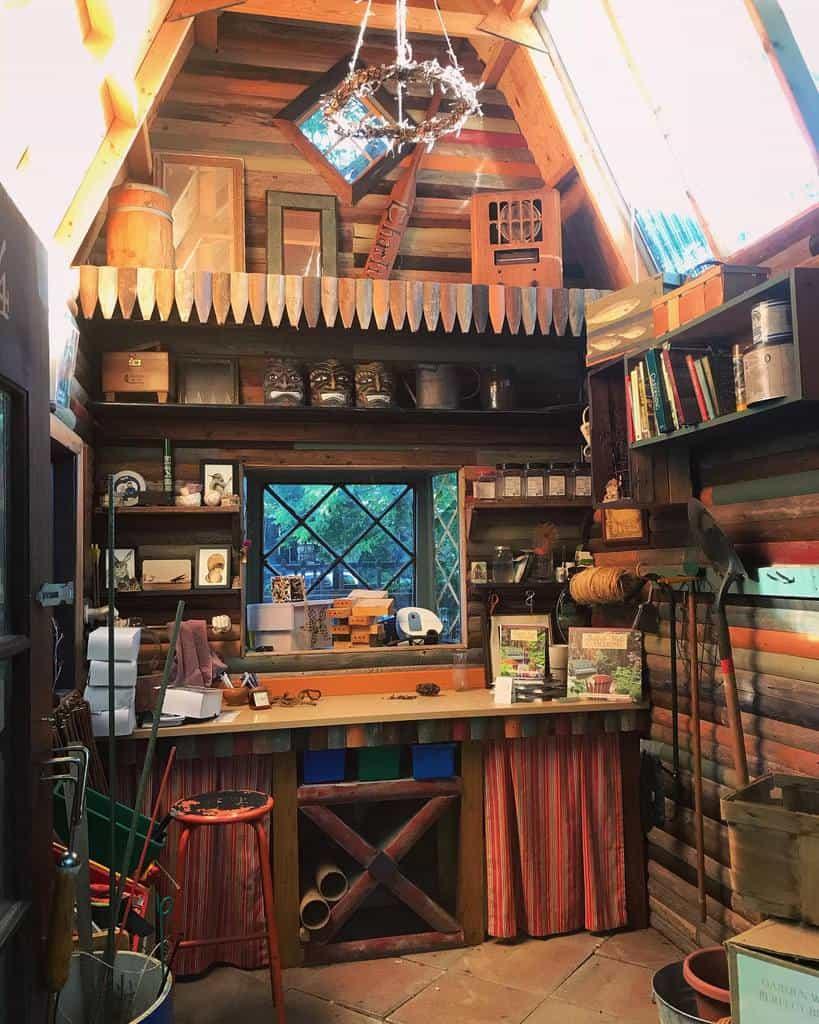 overhead shed storage ideas jimcharlier
