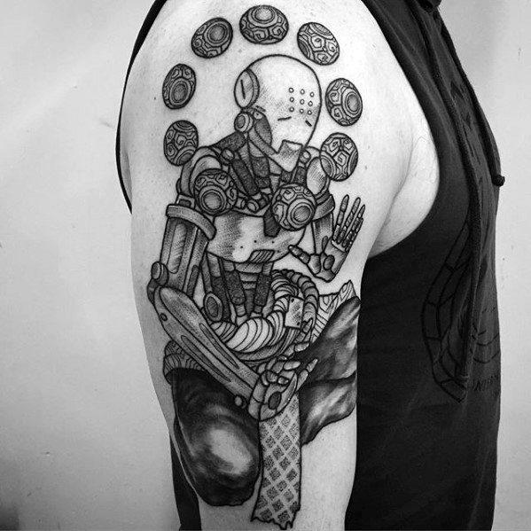 Overwatch Guys Tattoo Ideas