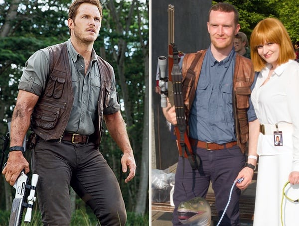 Owen Grady Jurassic World Best Halloween Costumes For Men