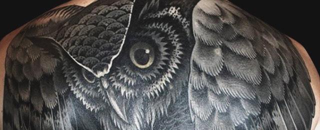 Top 97+ Best Owl Tattoo Ideas in 2021