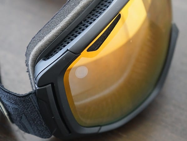 P 80 Plus Anti Fog Bolle Tsar Ski Goggles