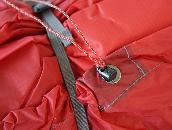 Pack Pull Closure Msr Hubba Tour 3 Tent For Storage
