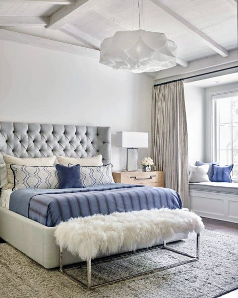 Padded Headboard Ideas