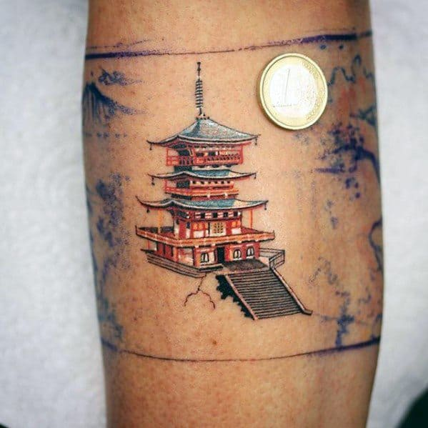 Pagoda Guys Tattoos