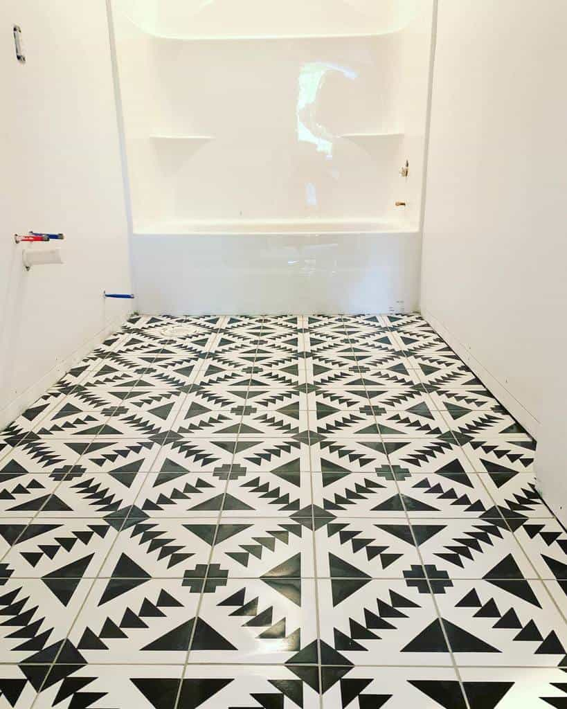 painted basement floor ideas heatherloveshome