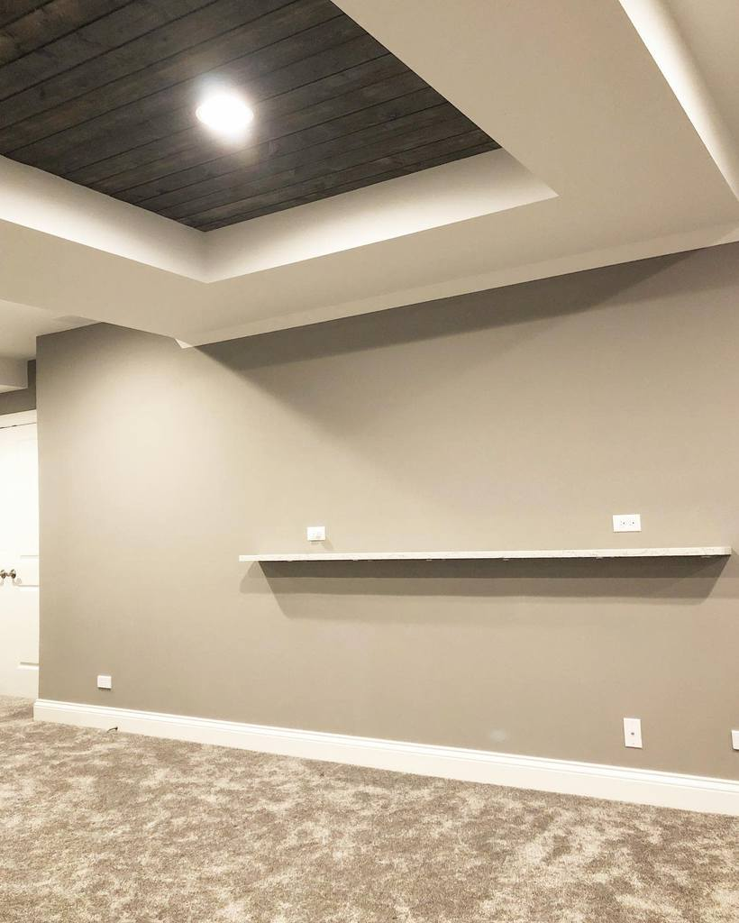painted basement wall ideas stone.noethe.design