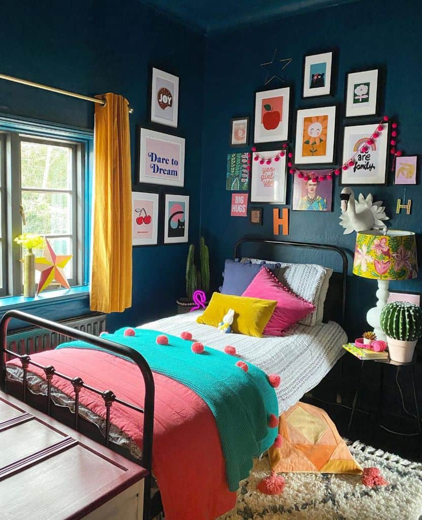 painted ceiling bedroom paint ideas ninageehome