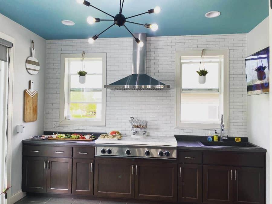 Painted Ceiling Kitchen Paint Colors Amanda.furman.home