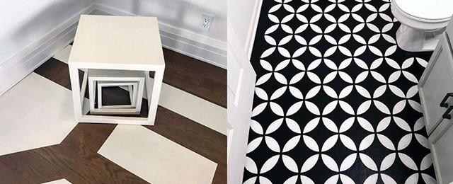 Painted Floor Ideas