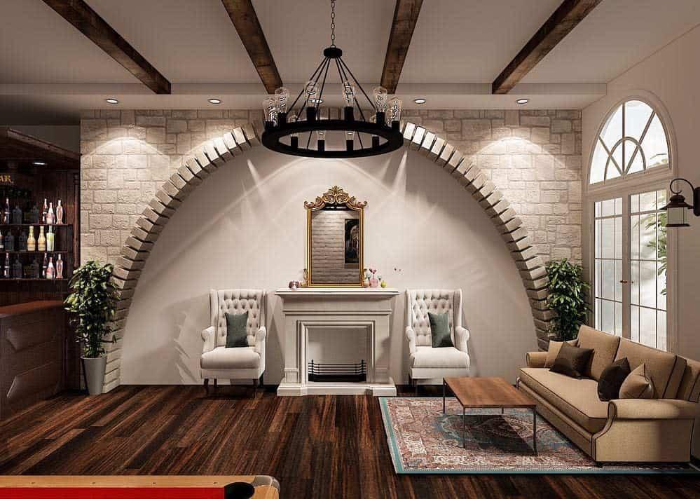 painted low basement ceiling ideas casainterio0