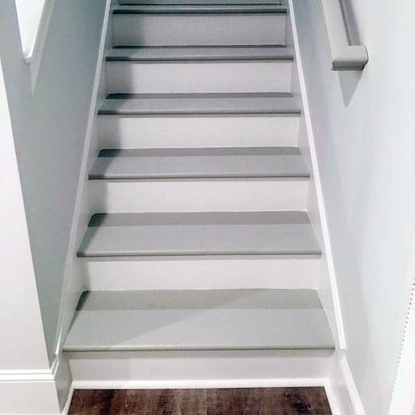 Painted Staircase Ideas Inspiration