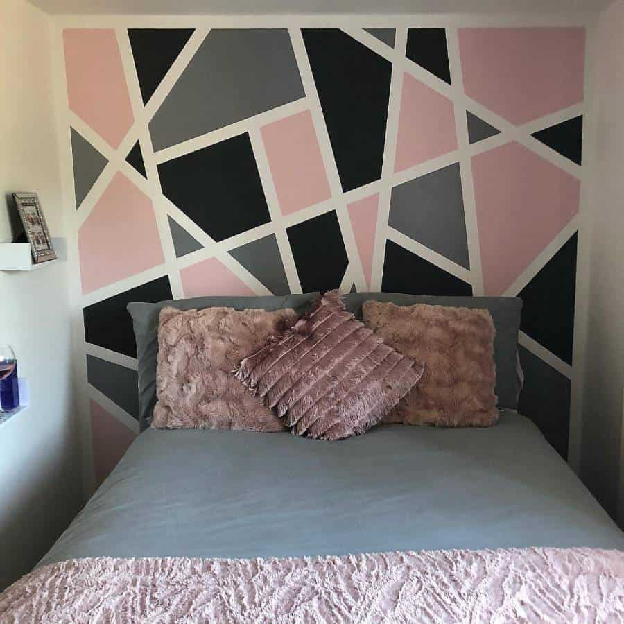Painted Walls Accent Wall Ideas