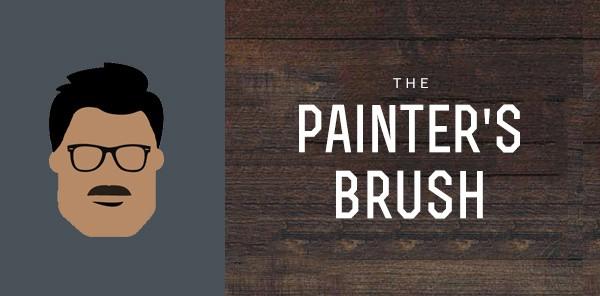 Painters Brush Mustache Styles