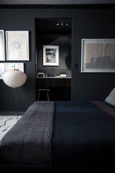 Pale Grey Bedroom Ideas