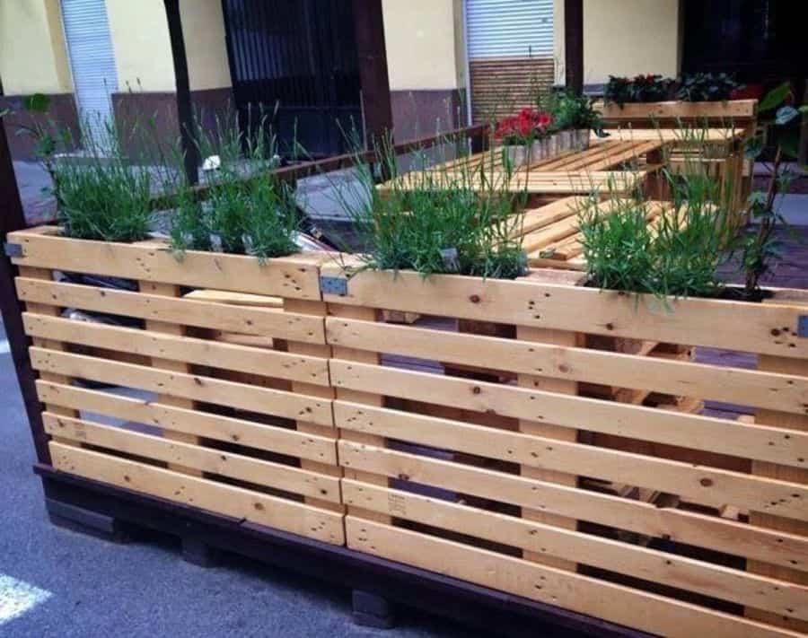 pallet fence garden ideas ________palletcreation________