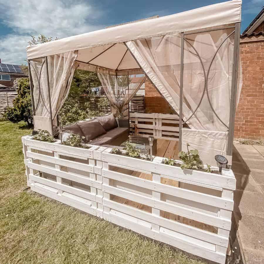 pallet fence garden ideas finfuu