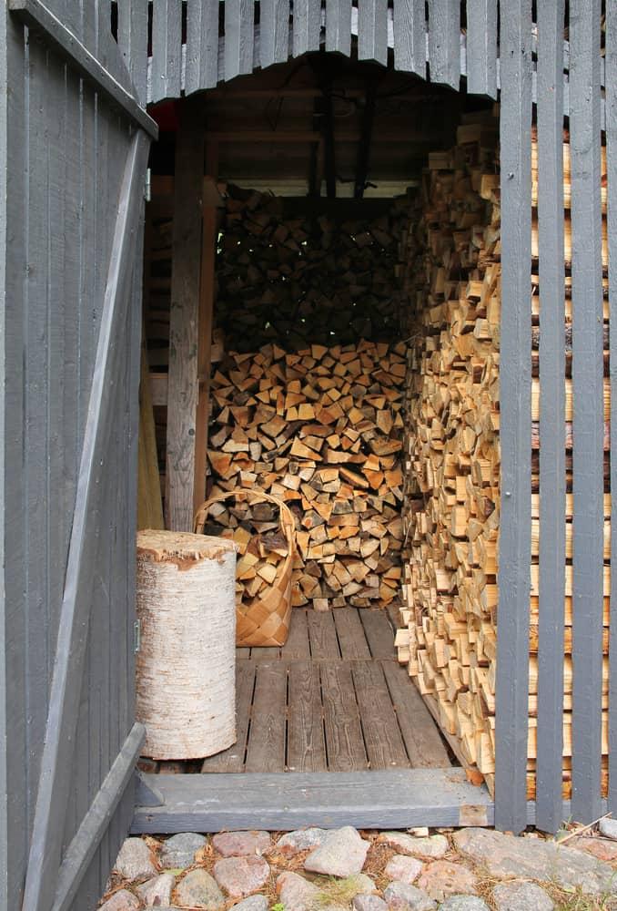 pallet shed storage ideas 3