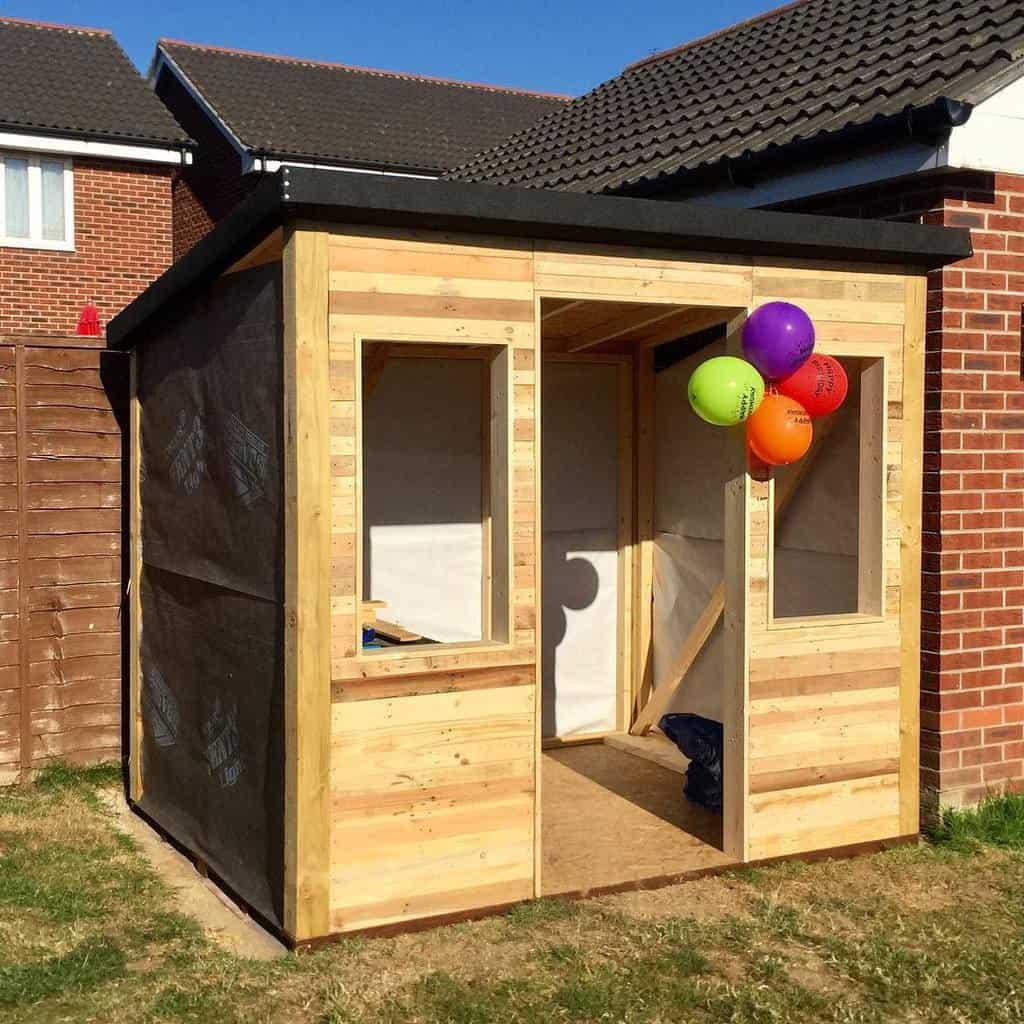 pallet shed storage ideas kareenab