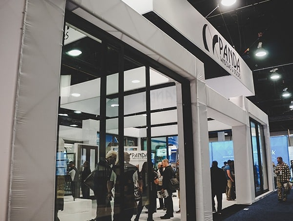 Panda Window And Door Sliding Glass Doors 2019 Nahb Show