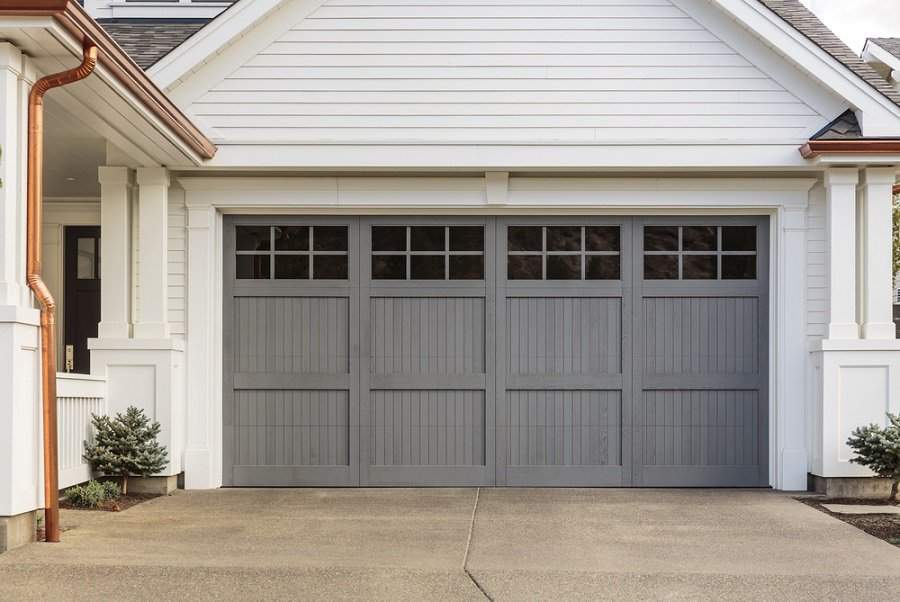 Nice Garage Door Exterior Ideas