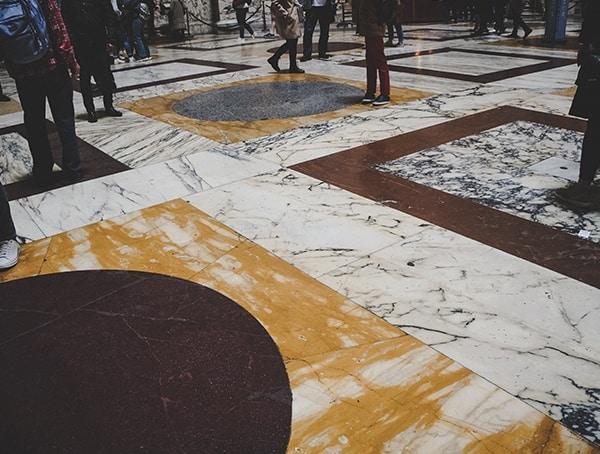 Pantheon Floor Design