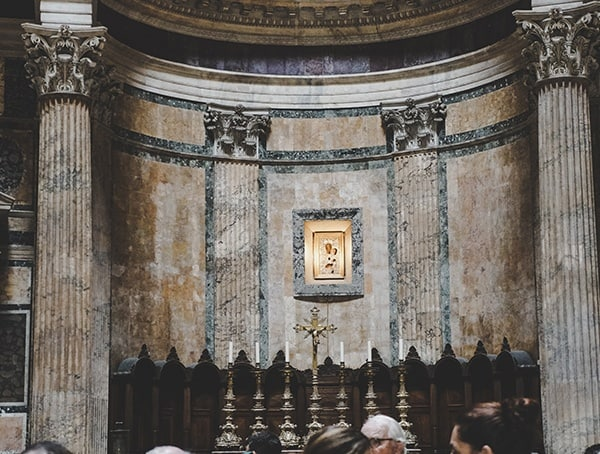 Pantheon Rome Attractions Tour