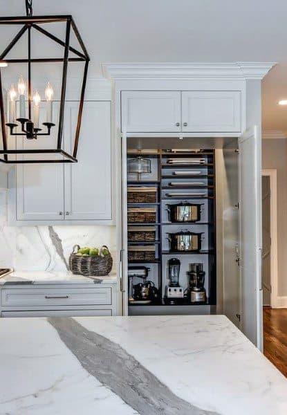Pantry Cabinet Ideas Kitchen