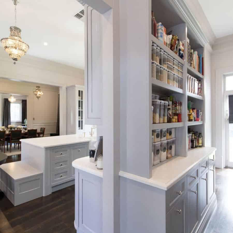 Pantry Cupboard Shelving Ideas
