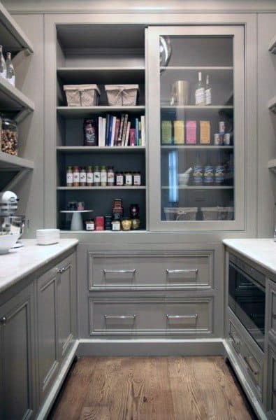 Pantry Ideas For Kitchens