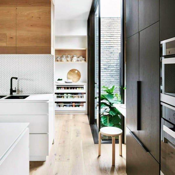 Pantry In Kitchen Design