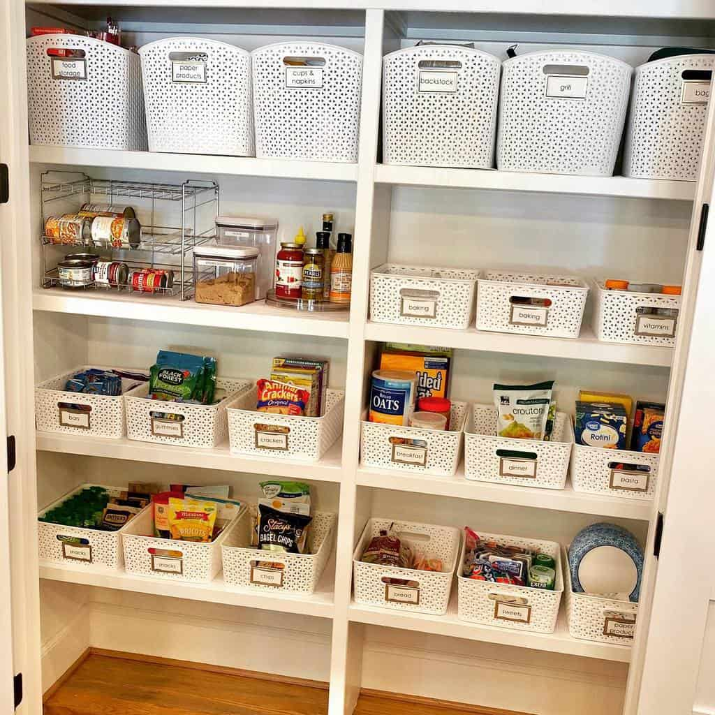 pantry kitchen organization ideas queencityorganizing