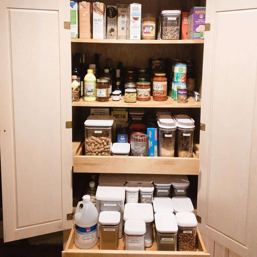 pantry kitchen organization ideas the.lowes.home
