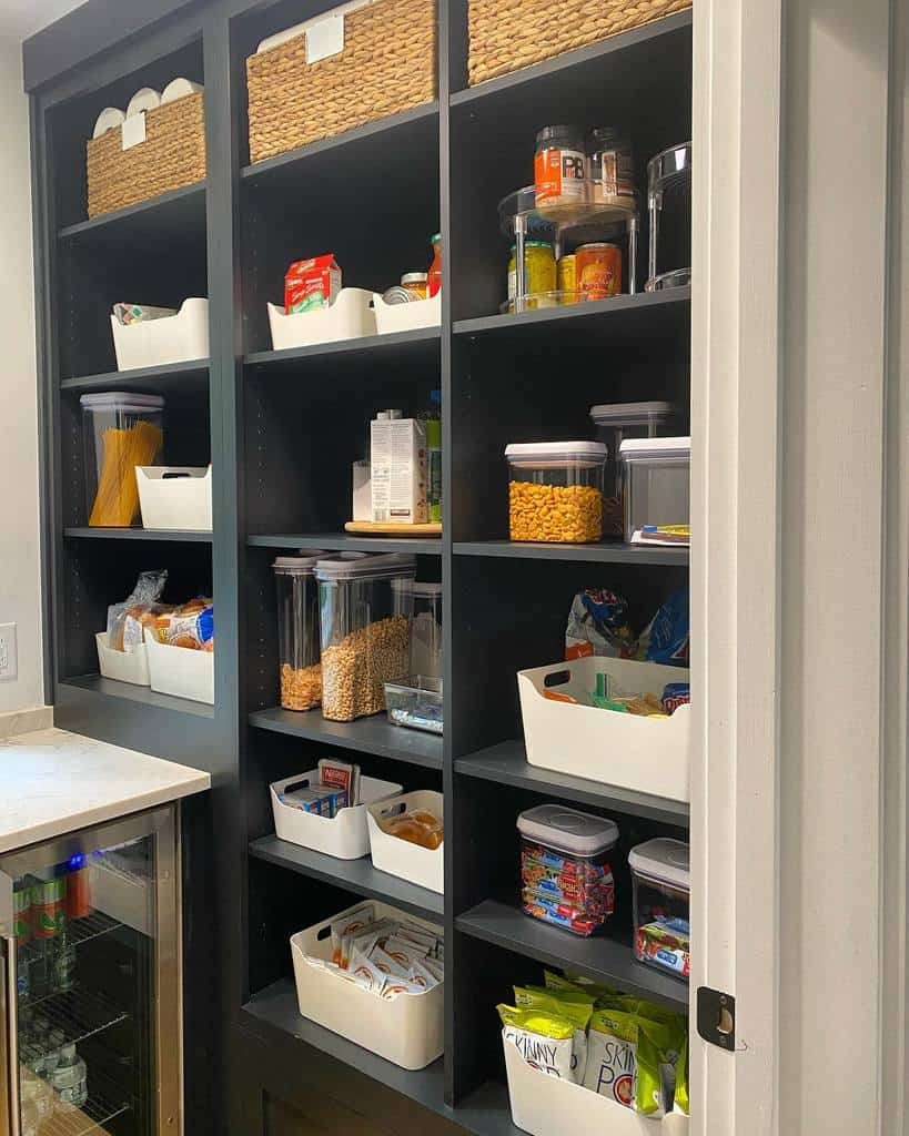 pantry kitchen organization ideas thetidyhomeatl