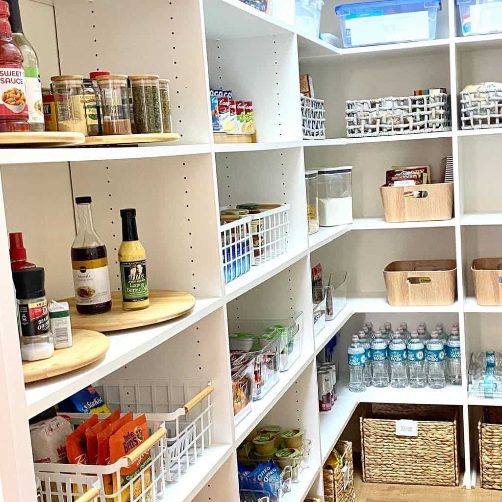 pantry kitchen organization ideas thisjoyfulhouse
