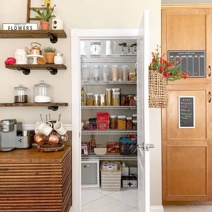pantry kitchen storage ideas mylifeondoecourt