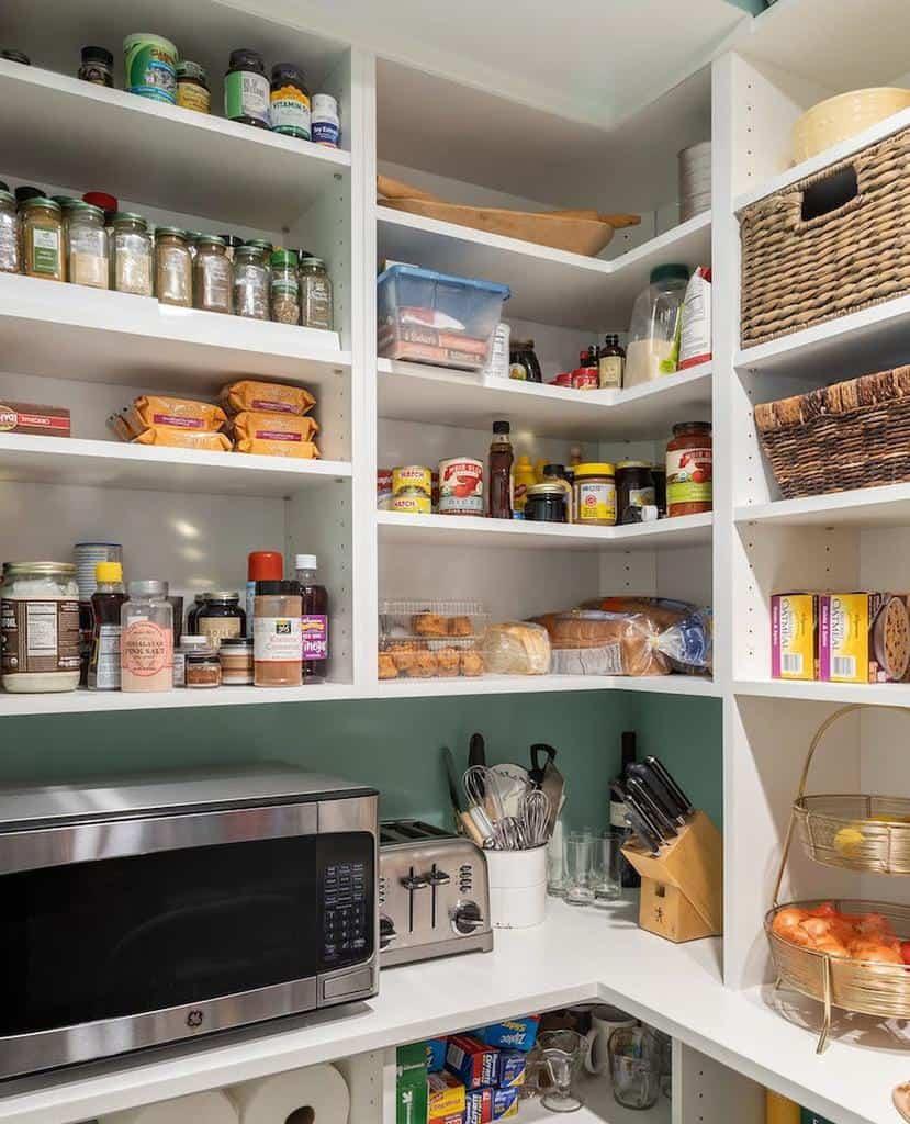 pantry storage ideas jordandesignbuildgroup