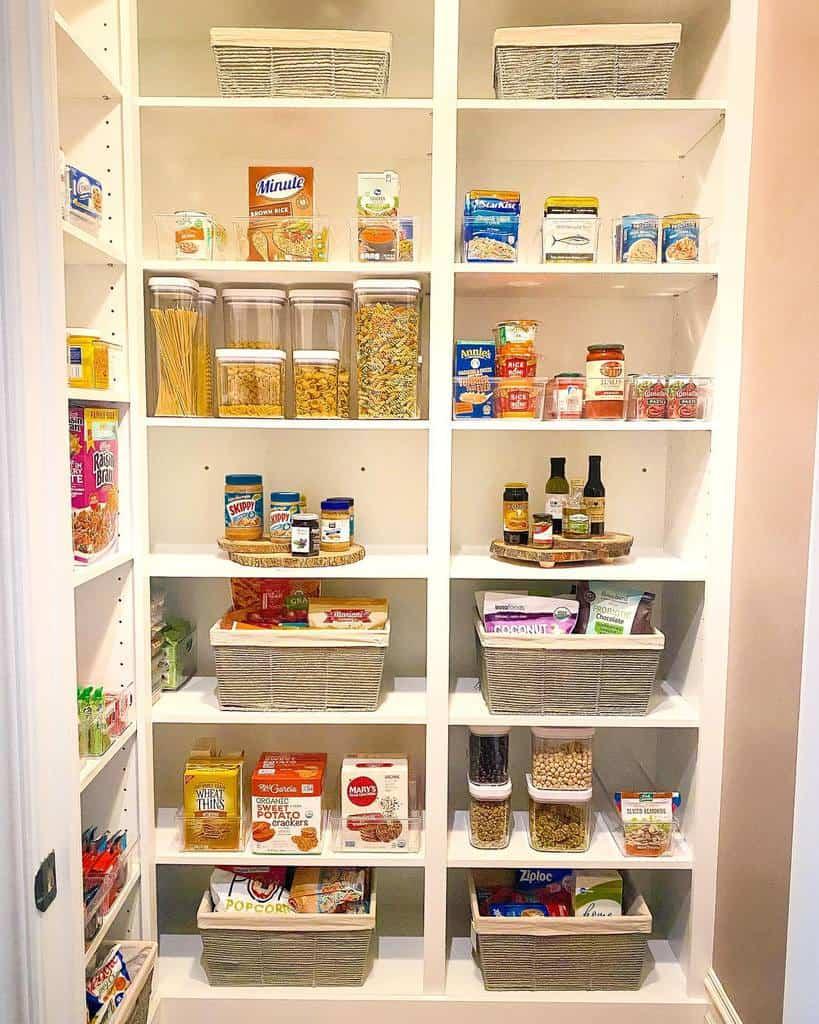 pantry storage ideas organizedsolutions_