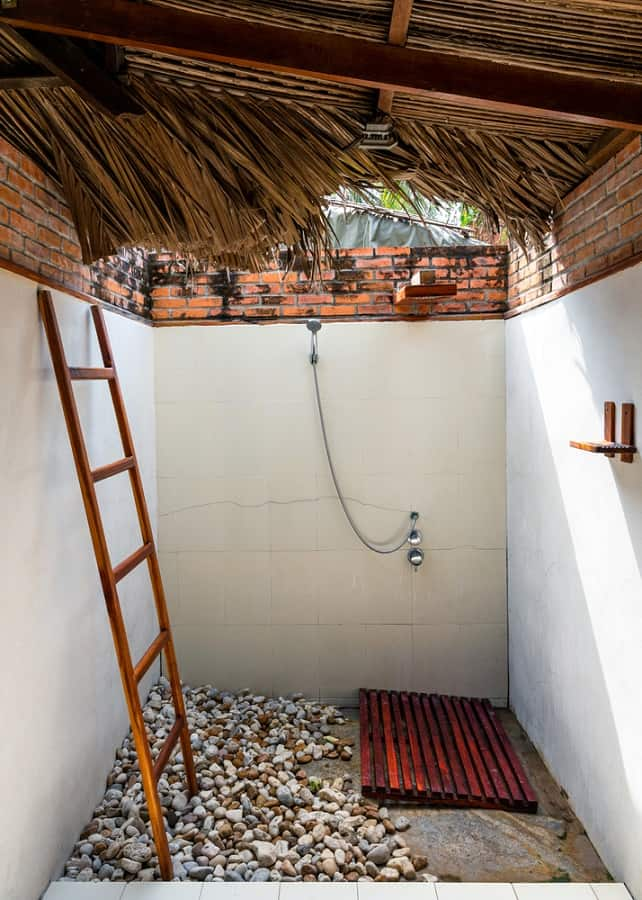 Outdoor Shower Ideas Inspiration
