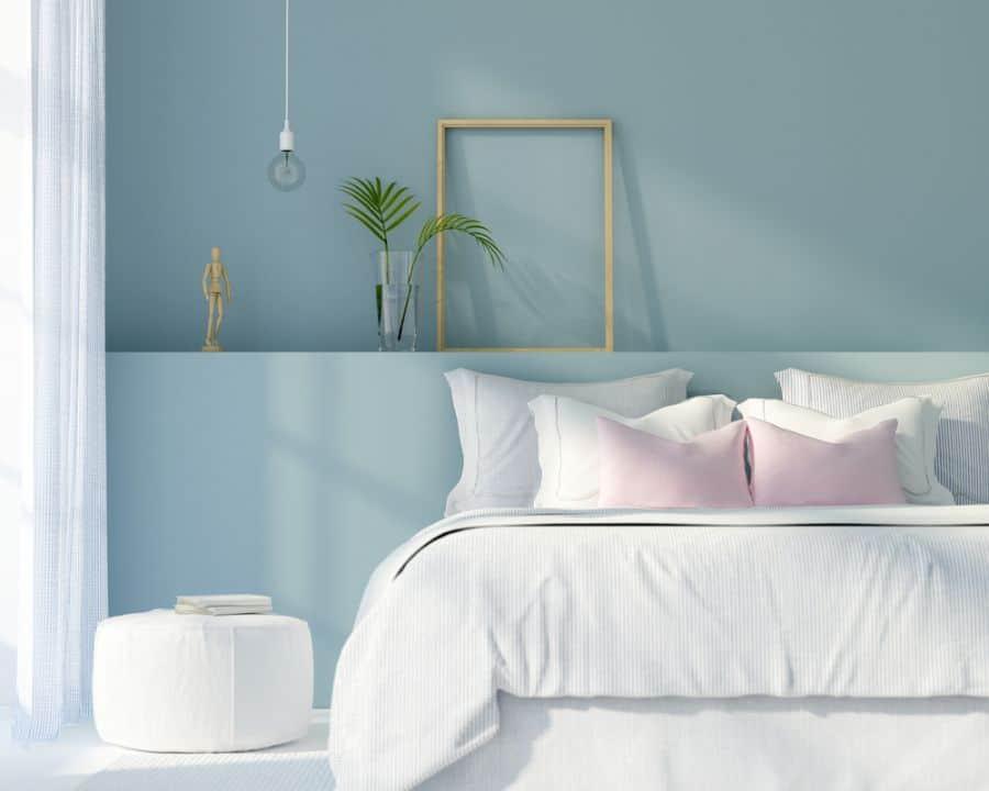 Pastel Bedroom Paint Colors 1