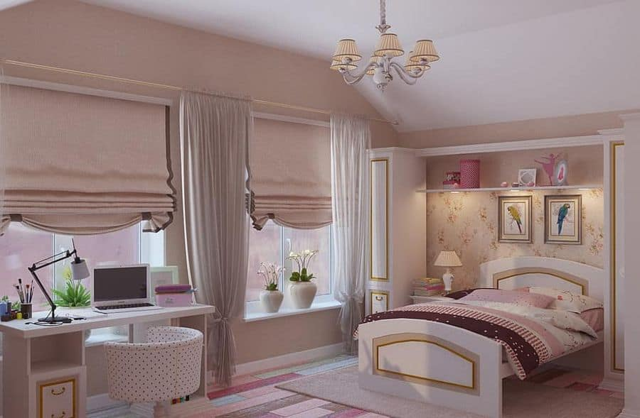 Pastel Bedroom Paint Colors 2
