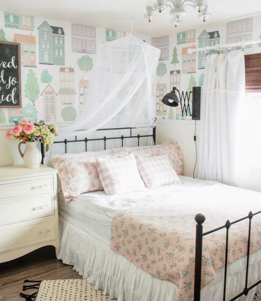 Pastel Girls Bedroom Ideas Brightyellowdoor