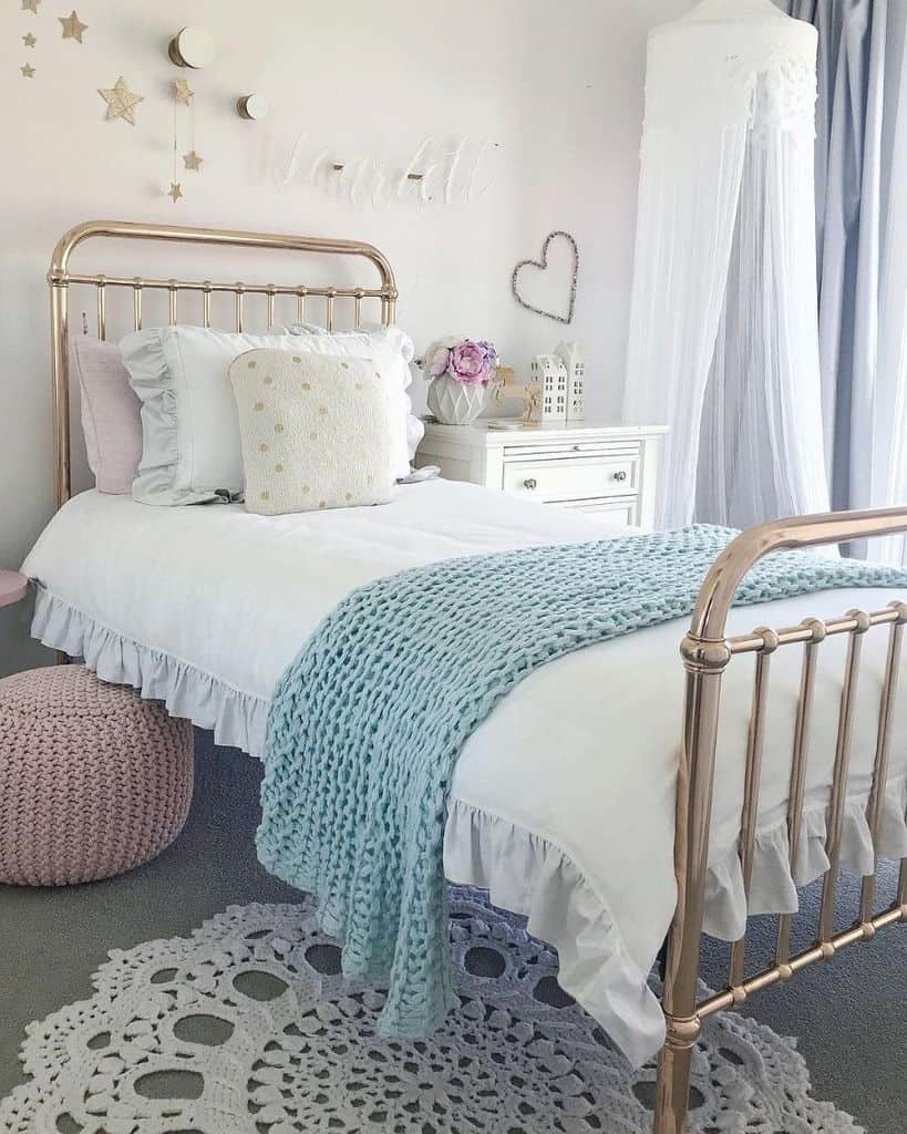 Pastel Girls Bedroom Ideas Jaccikelly