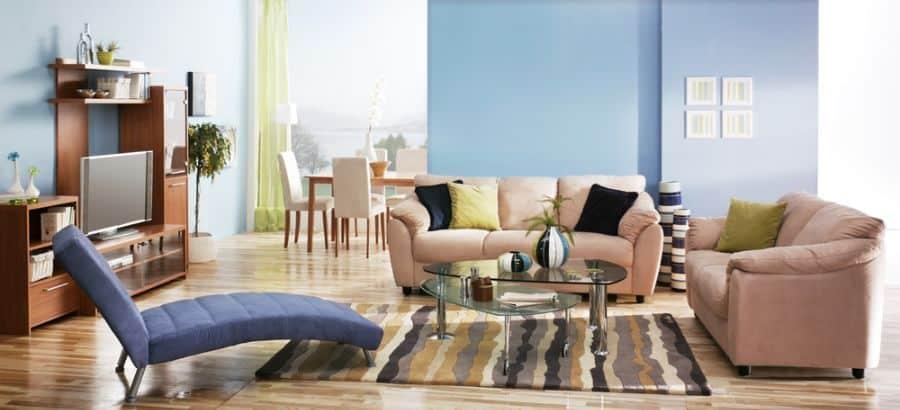 Pastel Living Room Paint Ideas 1