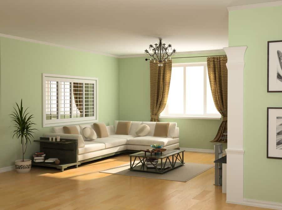 Pastel Living Room Paint Ideas 2