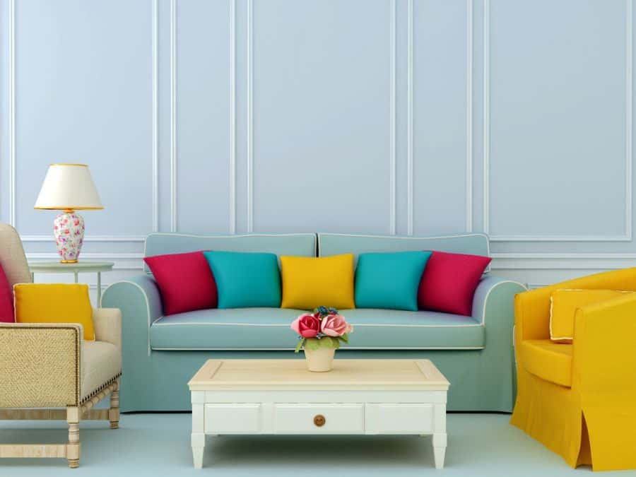 Pastel Living Room Paint Ideas 3