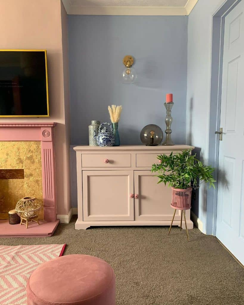 Pastel Living Room Paint Ideas Hawley Home