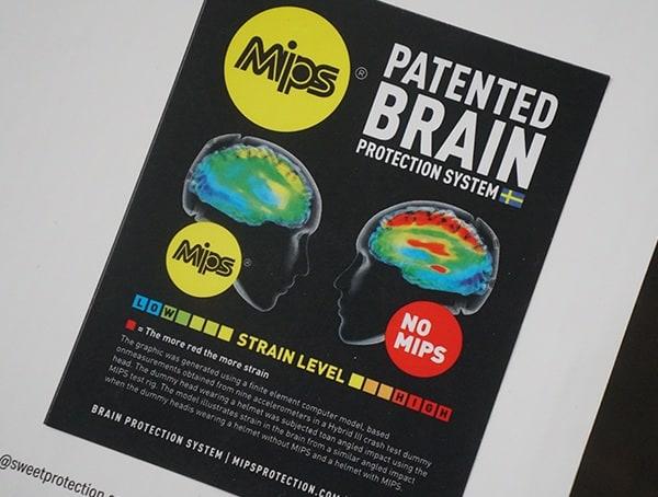 Patented Brain Protection Sweet Protection Grimnir Ii Te Mips Helmet