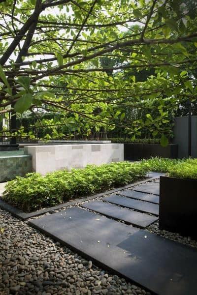 Pathway Modern Landscape Design